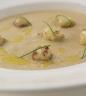 2007 Gold Medal Plates winning porcini and chestnut soup
