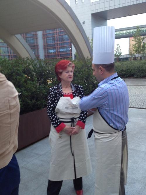 Moët & Chandon Volant des Chefs 2013